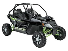 Arctic Cat Wildcat 1000 wheel and tire kit for sale.