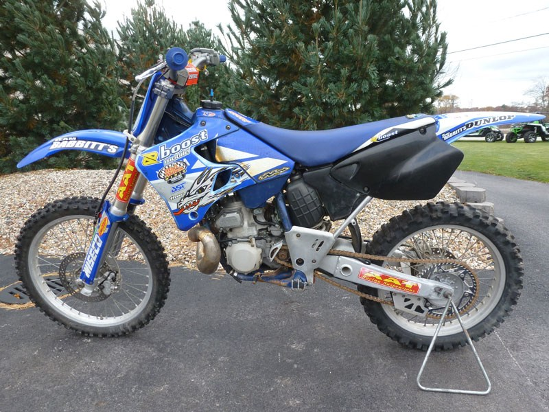 1997 yamaha yz 250 for sale at babbitts online for 1995 yamaha yz250 for sale