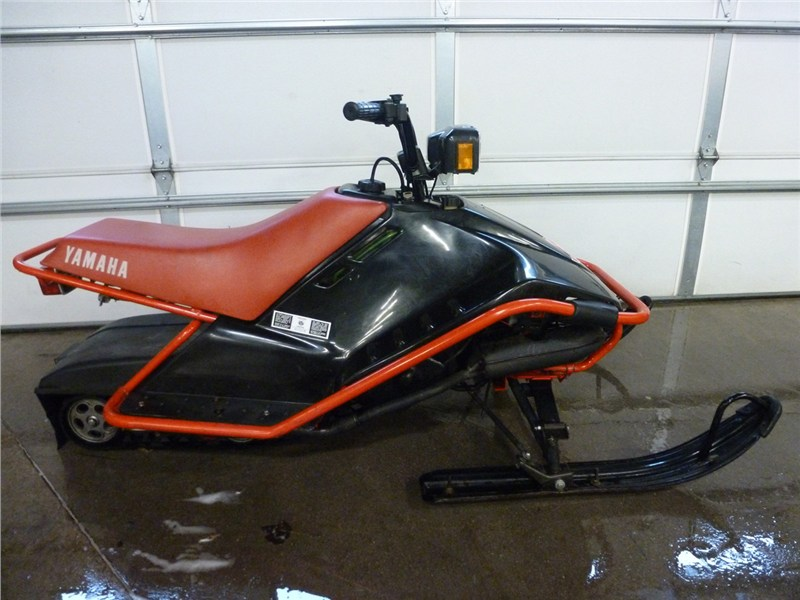 Yamaha Sno Scoot