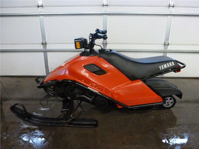 1990 yamaha sno scoot for sale at babbitts online for Yamaha sno scoot