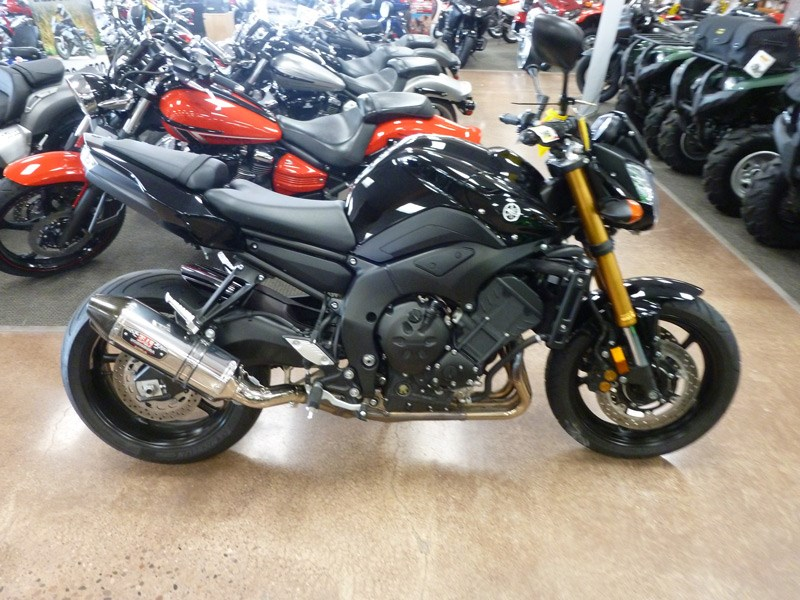 2011 yamaha fz8 for sale at babbitts online for Yamaha fz8 specs