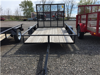 BNM Trailers Lowside Utility: 58LS3d2
