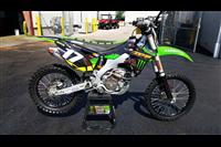 2016 Kawasaki KX250