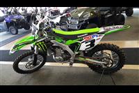 2017 Kawasaki KX450