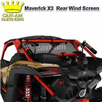 Maverick X3 Rear Windscreen