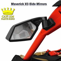 Maverick X3 Racing Side Mirrors