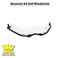 Maverick X3 Half Windshield