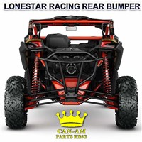 Maverick X3 Rear Black Lonestar Racing Bumper