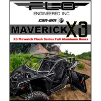 Flo Engineered Maverick X3 Doors