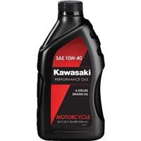 Kawasaki 10W40 Motorcycle Oil
