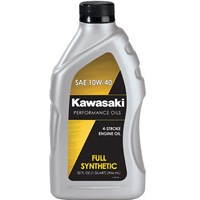 Kawasaki 10W40 Full Synthetic Motorcycle/ATV Oil