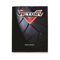 2008 Kingpin Victory Motorcycle Service Manual