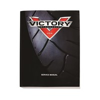 2012 Kingpin Vegas Hammer Jackpot and High-Ball Victory Motorcycle Service Manual