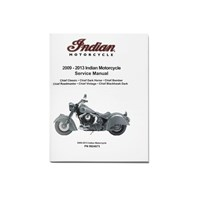 Indian Service Manual 2009-2013 (all models)