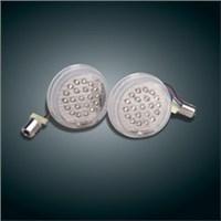 LED Amber Front Turn Signal Co nversion Kits - Hon