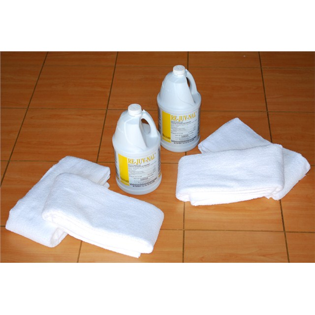 Courtclean® Tune Up Kits for Disinfecting Mats & Covers