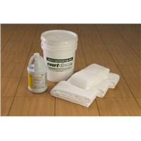 Courtclean® Start Up Kit for Disinfecting Mats & Covers