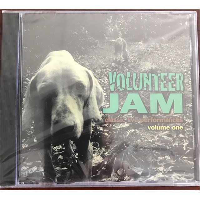 Charlie Daniels/WBCC Signed Volunteer Jam Vol. 1 CD