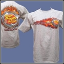 Boogity Hot Chrome t-shirt