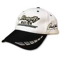 """""""Boogity Nation"""" Hat Signed by Darrell Waltrip"""