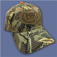 Signed FOX Sports 1 Camo Mesh Hat