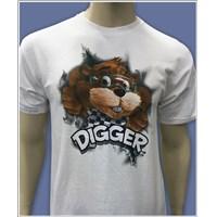 "Digger ""EXPLOSION"" T-Shirt"