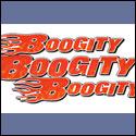 Boogity Diecut Cling