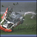"DW Signed 1991 Daytona Crash Photo 8"" x 10"""