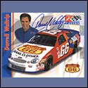 """1999 DW Signed Kmart Autograph Card  8"""" x 10"""""""