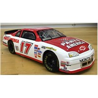 1997 Parts America RCCA #17 Monte Carlo 1:24 Signed by DW