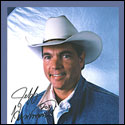 JH signed Western Autograph Card