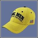 Real Men Hat - Yellow