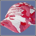 Ladies Boogity Camo Hat