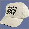 Real Men Hat - Tan