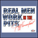 Real Men Ultra Decal