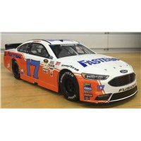 Throwback Fastenal 1:24th Diecast  Signed by Darrell Waltrip