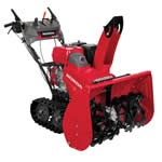 HSS1332AT Honda Snow Blower