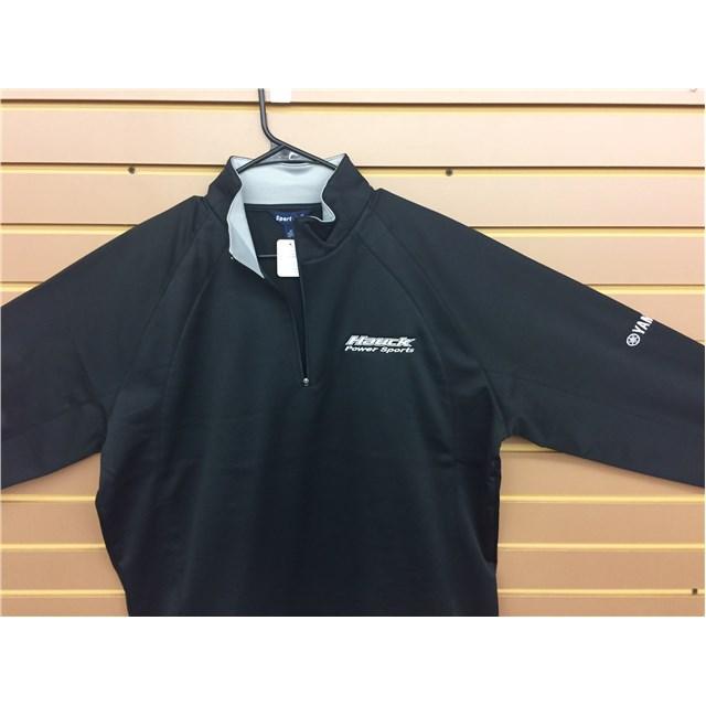 Black 1/4 Zip Pullover
