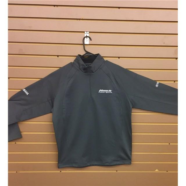 Grey 1/4 Zip Pullover