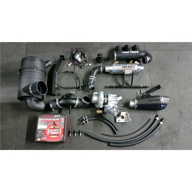 PUSH YXZ1000R Turbo Kit
