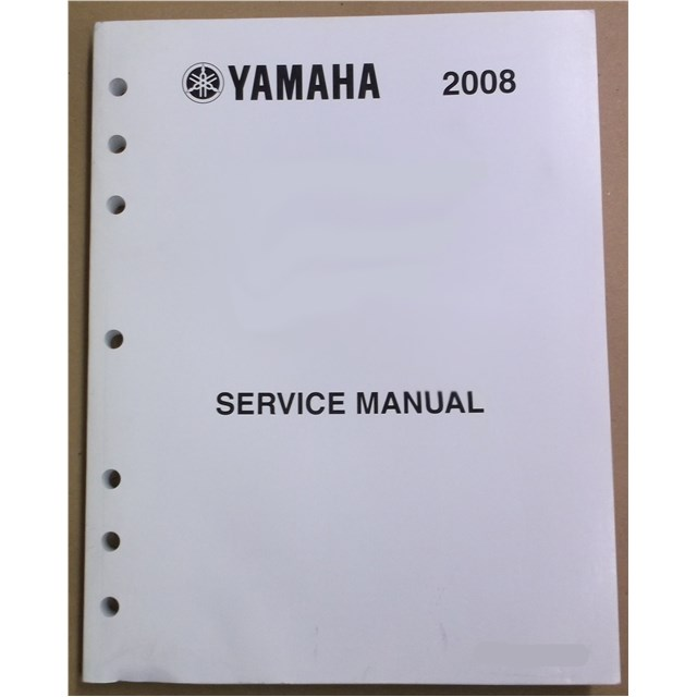 Motorcycle Service Manual
