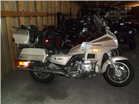 1986 Honda GL1200 SE-I Goldwing