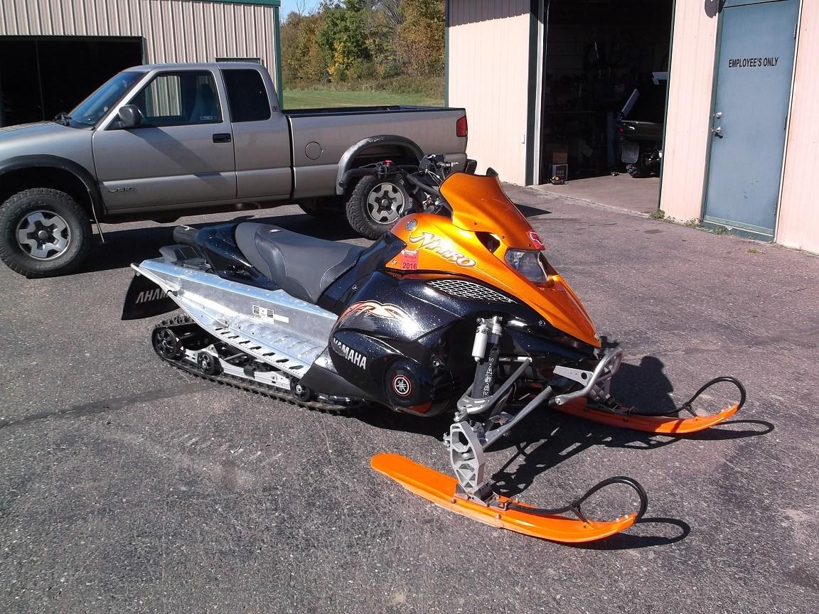 2011 Yamaha Nytro XTX Turbo