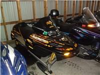 2002 Ski-Doo MXZ600