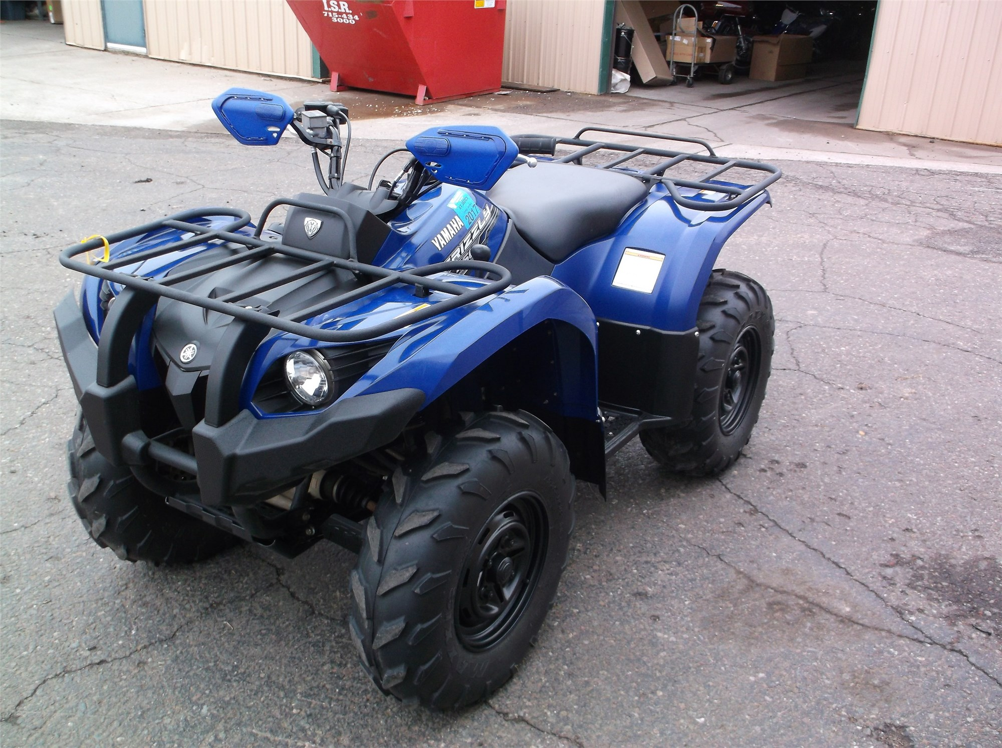2014 yamaha grizzly 450 for sale at hauck powersports for Yamaha grizzly 450 for sale