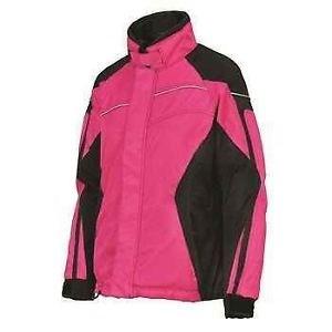 Ladies Fuchsia Adventure Trail Jacket
