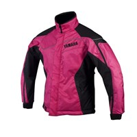 Ladies Fuchsia Yamaha Trail Jacket