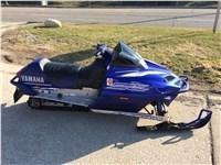 2001 Yamaha SRX700F