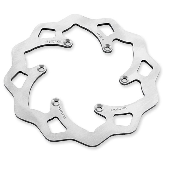 Offroad Rear Wave Rotor
