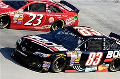 YELEY FILLS IN FOR TRUEX, FINISHES 30TH IN MICHIGAN